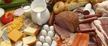 Таблиця харчової цінності продуктів