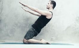 Розтяжка переднього стегна (Thigh Stretch)