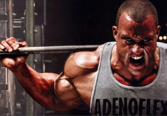 Тренування м'язів