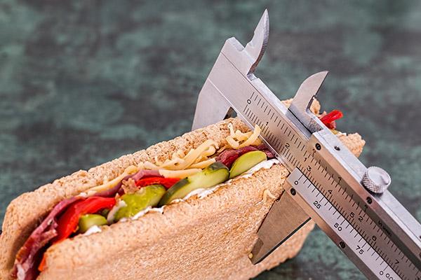 розрахунок калорій